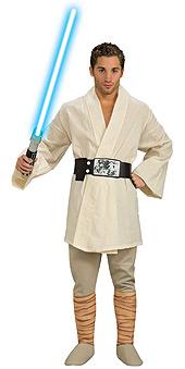 Star Wars Luke Skywalker Deluxe Adult Costume