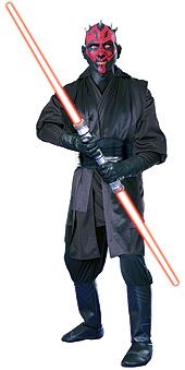 Star Wars Super Deluxe Darth Maul Costume