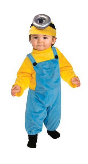 Stewart the Minion Costume