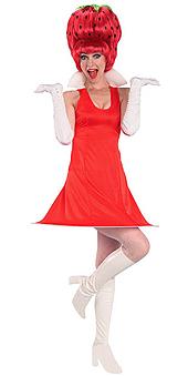 Strawberry Tart Costume