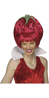 Strawberry Tart Wig