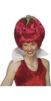 Strawberry Tart Wig