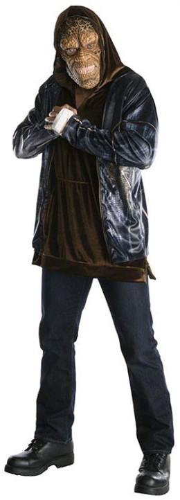 Suicide Squad Deluxe Killer Croc Costume