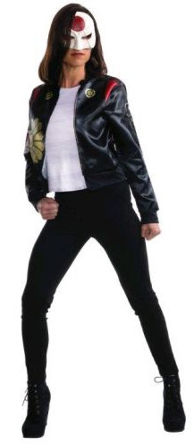 Suicide Squad Katana Costume Kit