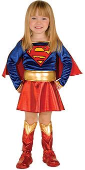 Supergirl Child Costume