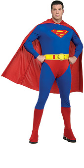 Superman Full Figure Costume