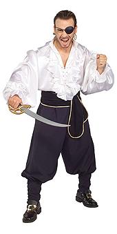 Swash Buckler Costume