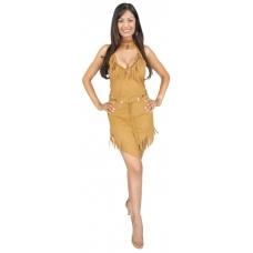 Tan Pocahontas Costume