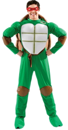 Teenage Mutant Ninja Turtles Adult Costume