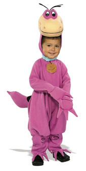 The Flintstones Dino Child Costume