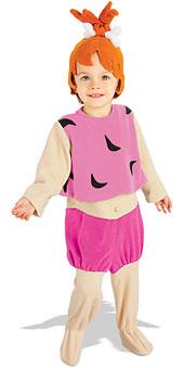 The Flintstones Pebbles Flintstone Child Costume