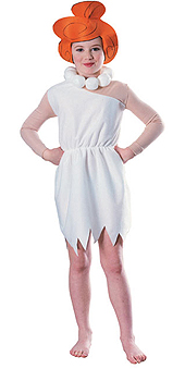The Flintstones Wilma Flintstone Child Costume