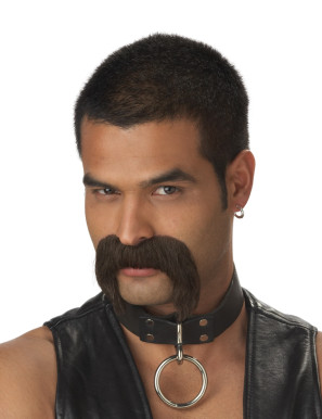 The Leather Daddy Moustache