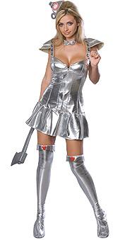 Tin Woman Costume