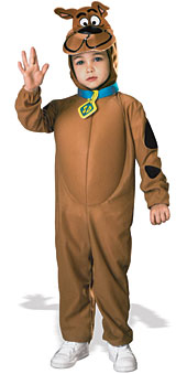 Toddler Economy Scooby Doo Costume