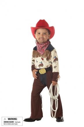 Toddler Howdy Partner Costume
