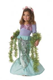 Toddler Lil Mermaid Costume
