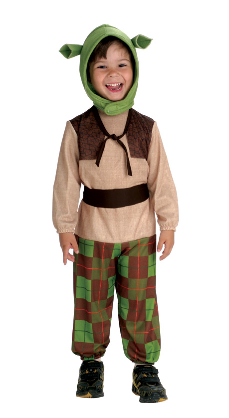 Toddler Shrek Child Costume