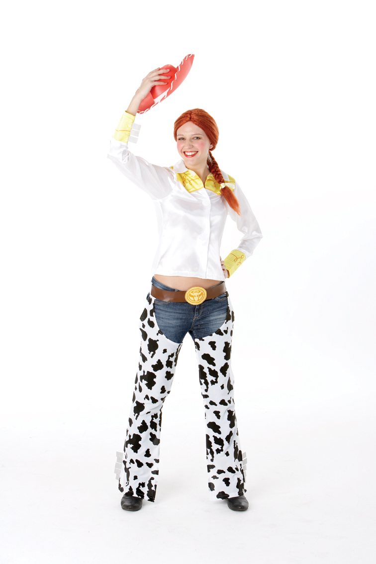 Toy Story Jessie Costume - Costumes
