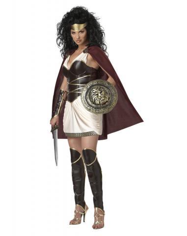 Warrior Queen Costume