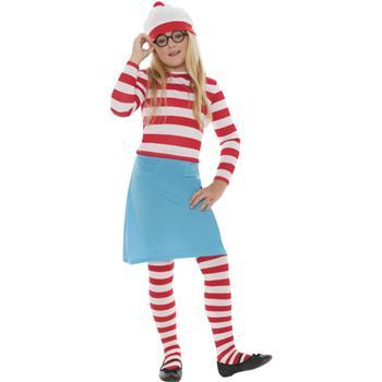 Wheres Wenda Child Costume