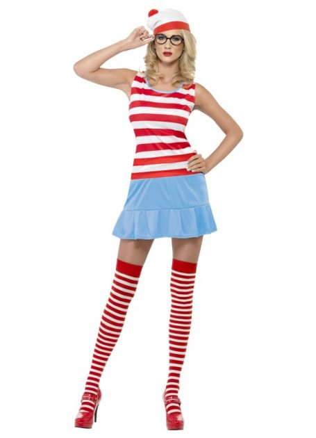 Wheres Wenda Cutie Costume