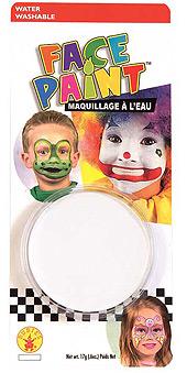 White Face paint Pod