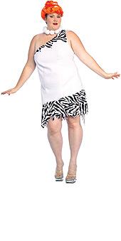 Wilma Flintstone Plus Size Costume