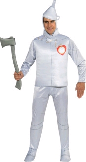 Wizard of Oz Adult The Tinman Costume