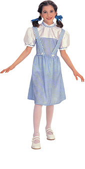 Wizard of Oz Dorothy Child Costume