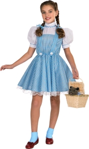 Wizard of Oz Dorothy Deluxe Child Costume