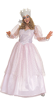 Wizard of oz glinda the good witch costumes wizard of oz glinda the