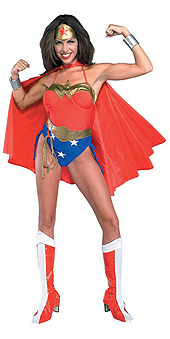 Wonder Woman Classic Costume