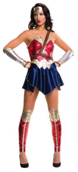 Wonder Woman Deluxe Costume
