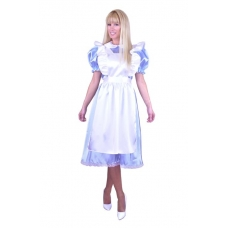 Wonderland Alice Adult Costume
