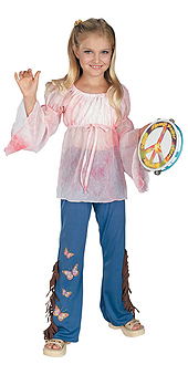 Woodstock Love Child Costume