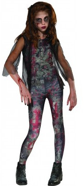 Zombie Dawn Costume