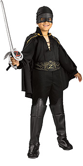 Zorro Child Costume