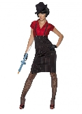 1920s Gangster Moll Costume