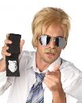 Ace Detective Wig set Blonde