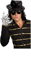 Adult Michael Jackson Fedora