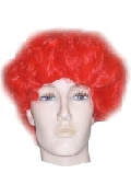 Adult Ronald McDonald wig