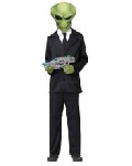 Alien Agent Child Costume