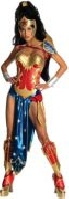 Anime Wonder Woman Costume