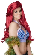Ariel Magical Mermaid Wig