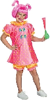 Baby Doll Clown Child Costume