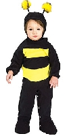 Bee Romper Child Costume