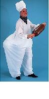 Big Boned Chef Costume
