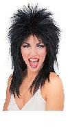 Black SuperStar Wig