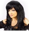 Black Trendsetter Wig